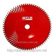 Диск алмазный TIP турбоволна 125x7x22.2 фото