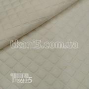 Ткань Кожа стеганная 2963 фото