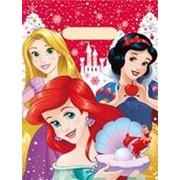 """Пакет полиэтиленовый Империя поздравлений Disney """"Принцессы Новый Год"""" 30 х 20 см., 44.302.00 фото"""