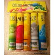 Цветной дым для фотосессий фото