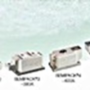 Модуль диодно-тиристорный Semikron Semipack SKKH15/06 E фото