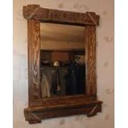 Услуги по исскуственному старению древесины фото