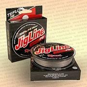 Плетенка JigLine Teflon PE 100 м, цвет - серый диаметр 0,16 мм тест 12,0 кг фото
