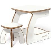 Комплект Карапуз стульчик+стол 3-6 лет для кормления фото