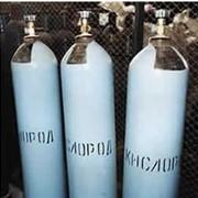 Кислород газообразный. фото