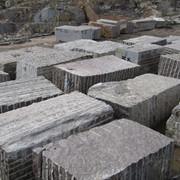 Блоки гранитные Токовские (Carpazi) фото