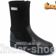Сапог Kinder-Shoes Д-15/15чк+чз. р31-36 фото