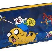 Пенал-тубус на 1 отделение Adventure Time AT15-640K 29687 фото