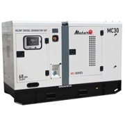Дизельный генератор Matari MC 30 фото
