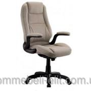Кресло для руководителя Мустанг НВ, кожзам бежевый (CS-611E PU19 BIEGE) фото