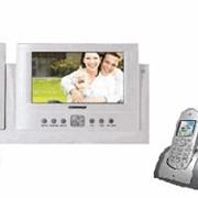 Видеодомофоны COMMAX CDV-72BE, видеодомофон цветной, видеодомофоны, домофоны, купить видеодомофон, оборудование для систем управления доступом, Киев, Украина фото