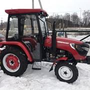 Трактор Чувашпиллер - 404 - Кабина фото
