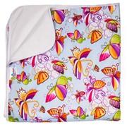 Впитывающая пеленка GlorYes! Бабочки 80х68 см фото