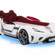 Кровать машина 4D Cilek GTI фото