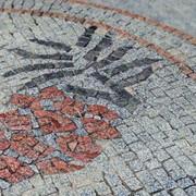 Укладка тротуарной плитки брусчатки Киев Одесса Крым фото