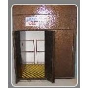Лифты и грузовые платформы фото