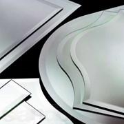 Фацет (фасет) криволинейный 10 мм фото