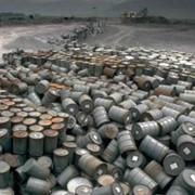 Утилизация отходов, загрязненных нефтепродуктами. фото