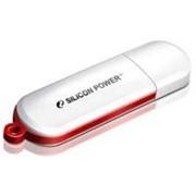 USB флеш накопитель 8Gb LuxMini 320 Silicon Power (SP008GBUF2320V1W) фото