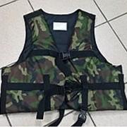 Жилет страховочный р. XL (один карман) фото