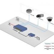 Комутатор LS5004P-AT 4-port PoE Switch 10/100Mbps фото
