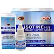 Айсотин плюс / Isotine Plus, 10 мл глазные капли, улучшенная формула фото