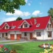 Строительство домов , Проекты таунхаусов фото