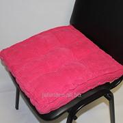 Вельветовая универсальная сидушка 3001 фото