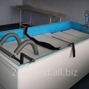 Разработка и изготовление универсальных аппаратов дозированного подводного вытяжения позвоночника фото