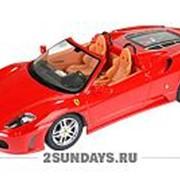 Радиоуправляемая машина MJX R/C Ferrari F430 Spider 1:14 8503 фото
