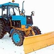 Трактор с щеткой, Тракторы уборочные, Тракторы в Казахстане фото