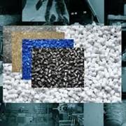 Грануляция полимерных отходов с флексопечатью и многослойных пленок фото