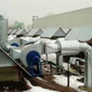 Монтаж инженерного строительного оборудования фото