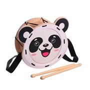 "Игрушка детская барабан ""Панда"" 11233 фото"