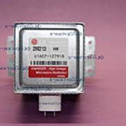 Магнетрон 2M213-09B 610Вт на свч LG фото