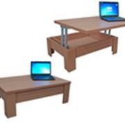 Стол-трансформер журнальный (Стол для ноутбука) фото