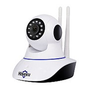 Поворотная IP камера (видеоняня) Hiseeu FH-1C 1080 P (P2P, WiFi, датчик движения, ИК, 1920*1080, 2МП, звук, запись на MicroSD) фото