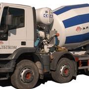 Первозка бетона, услуги автобетононасоса Донецк фото