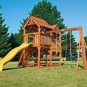 Детские площадки, детские игровые комплексы фото