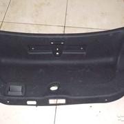 Обшивка крышки багажника киа кворис kia quoris фото