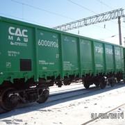 Транспотировка железнодорожных вагонов, сдача в аренду собственных железнодорожных вагонов фото