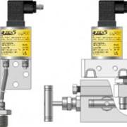 Преобразователь (датчик) разности давлений газов PR-50G фото