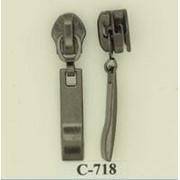 Бегунок для спиральной молнии №7 автомат, Код: С-718 фото