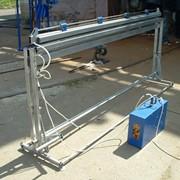 Запаечные напольные установки для изготовления мешков больших размеров (шириной до 2100мм). фото