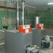 Гидропневматическая промывка систем отопления фото