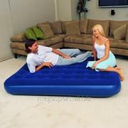 Надувная кровать полуторная #67274 фото