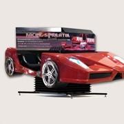 Гоночный симулятор Ferrari 2DOF с oculus rift фото