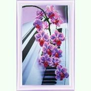 Набор для вышивания бисером Цветочная фантазия P-031 фото