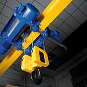 Электротельфер, таль электрическая 8 т. 12 м. фото