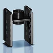 Опорно-монтажная площадка с полимерным покрытием 1,5 d-140/210 фото